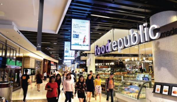 Food Republic Pavilion Kuala Lumpur