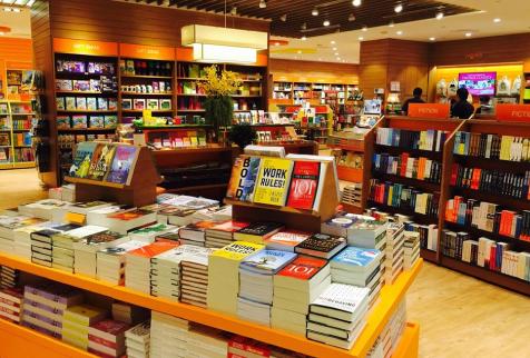 Times Bookstores Pavilion Kuala Lumpur