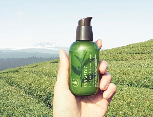 总是毫不犹豫就会买下的口碑款SKINCARE产品【INNISFREE 绿茶籽精华】但是你真的了解它吗?