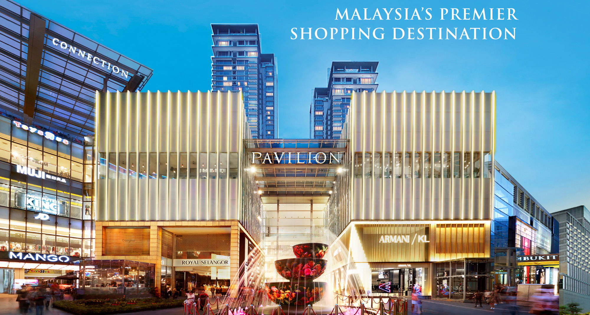 Image result for pavilion mall