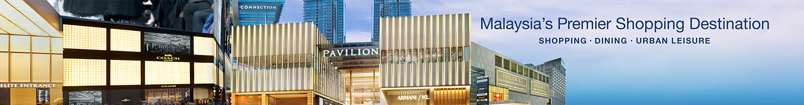 EXECUTIVE, DOCK LOGISTICS | Pavilion Kuala Lumpur